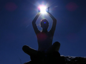 Embodying Light on Earth